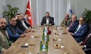 İnegölspor'dan Yenice OSB'ye ziyaret