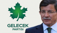 Gelecek Partisi'nin logosu benzerliği ile dikkat çekiyor