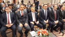 Cumhurbaşkanı Yardımcısı Fuat Oktay İnegöl'ü örnek gösterdi