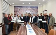 Amatör Spor Kulüplerine 84 Bin TL'lik Destek