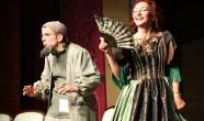 Moliere'in 'Cimri'si İnegöllüleri Kahkahaya Boğdu