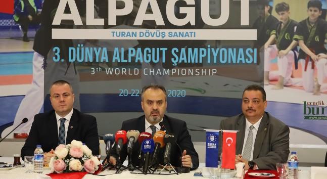 Bursa, 3. Dünya Alpagut Şampiyonası'na ev sahipliği yapacak
