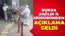 Görüntüler Bursa'da büyük paniğe neden olmuştu, açıklama geldi