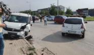 Alanyurt yolunda kaza 4 yaralı