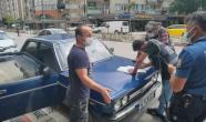 Güzergah dışına çıktı toplam 8 bin TL ceza yedi
